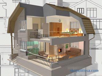 In quali casi è necessaria una casa a 2 piani, i pro ei ...